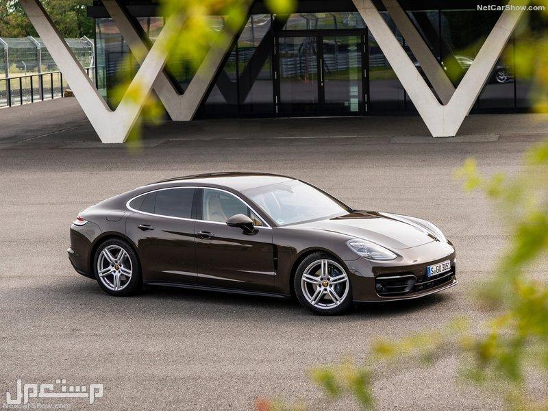 Porsche Panamera 4 (2021)