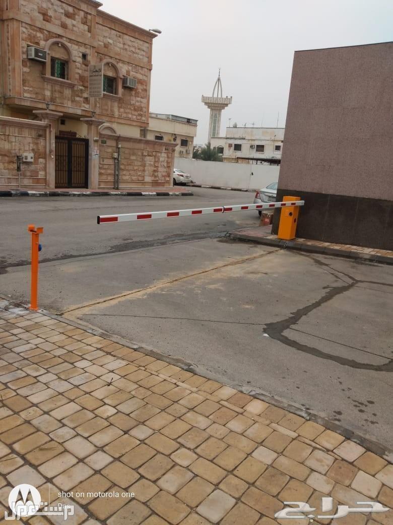 حاجز وقوف السيارات - بوابة مرور ترن استيل بوابة MOOVI بذراع 5 متر من طيف الالماس