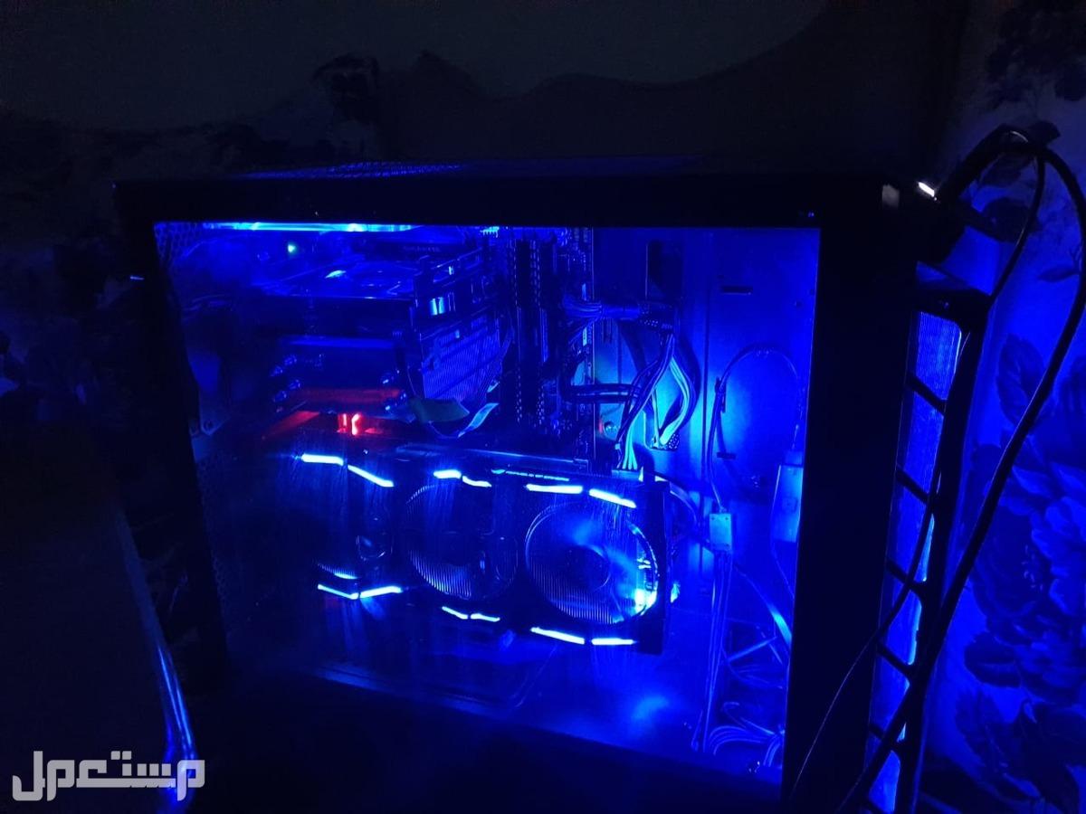 كمبيوتر العاب مكتبي