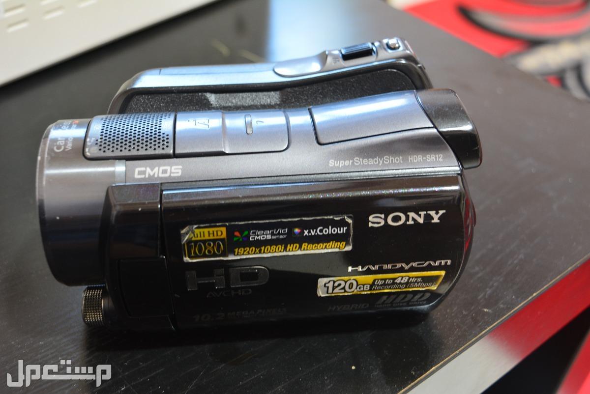كاميرا سونى اصلية فيديو عالية الجودة تصوير ليلى وسعة تخزين 120 جيجا كاميرا سونى HD