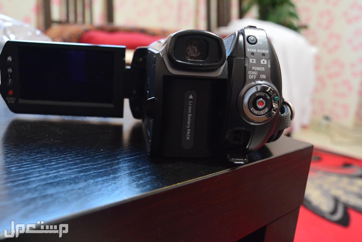 كاميرا سونى اصلية فيديو عالية الجودة تصوير ليلى وسعة تخزين 120 جيجا زووم على الوضوح
