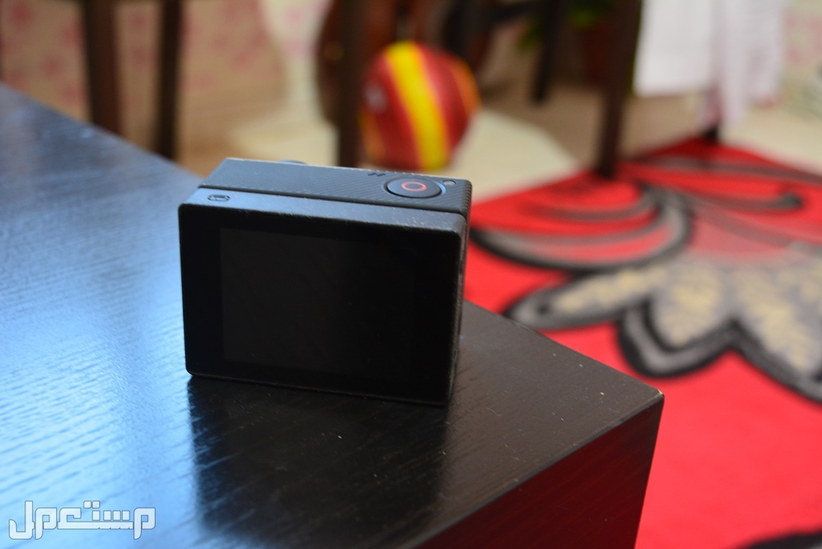 GoPro Hero4 Black  مع كل ملحقاتها وملحقات اضافية رائعة وفرصة