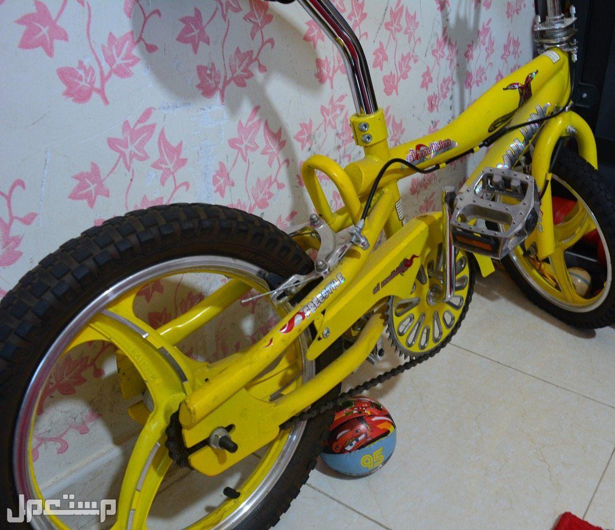 دراجة هوائية لطفلك