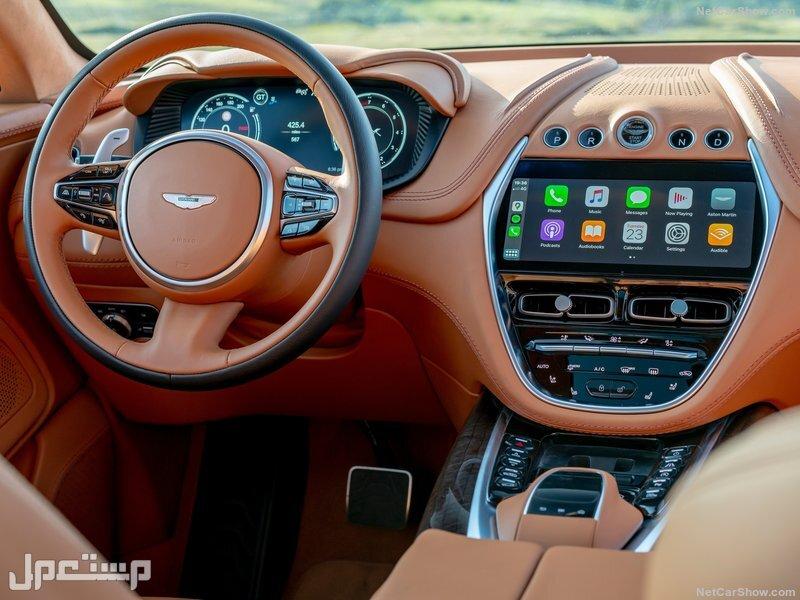 Aston Martin DBX Hyper Red (2021)