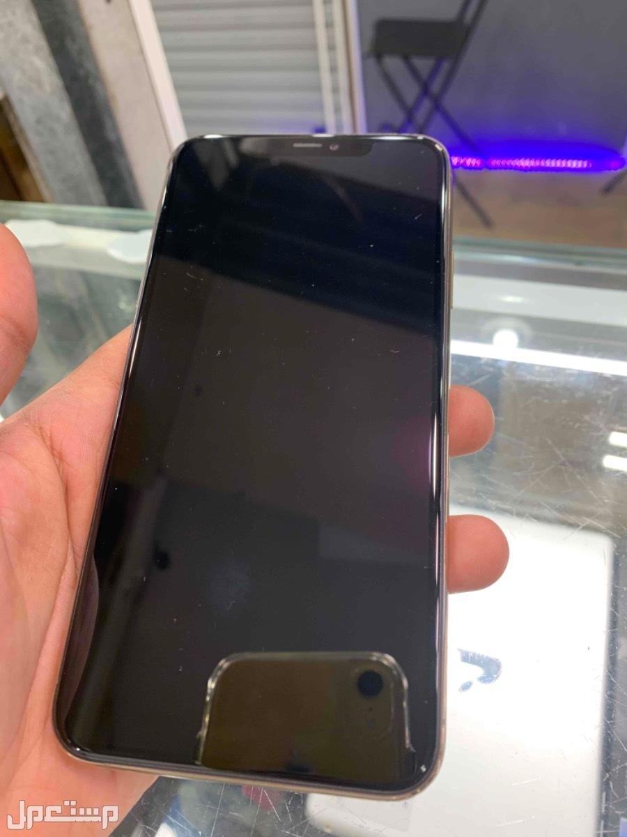 للبيع ايفون 11 برو ماكس 256 مستخدم