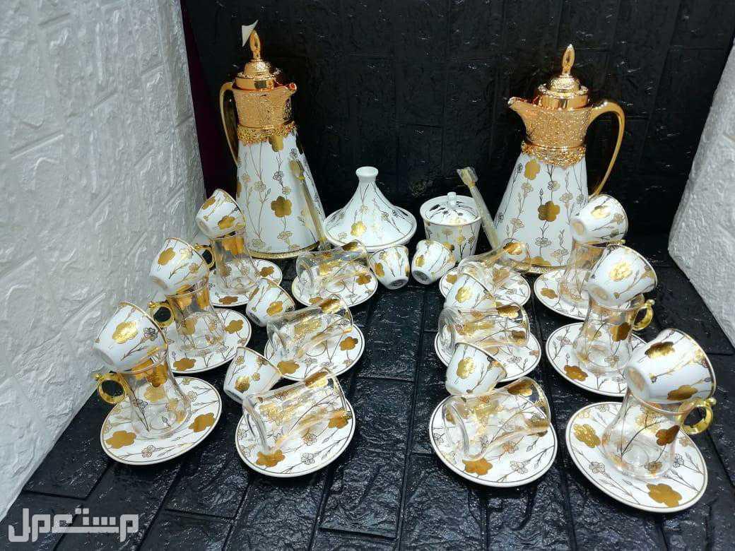 اطقم ثلاجات شاي وقهوة تركية