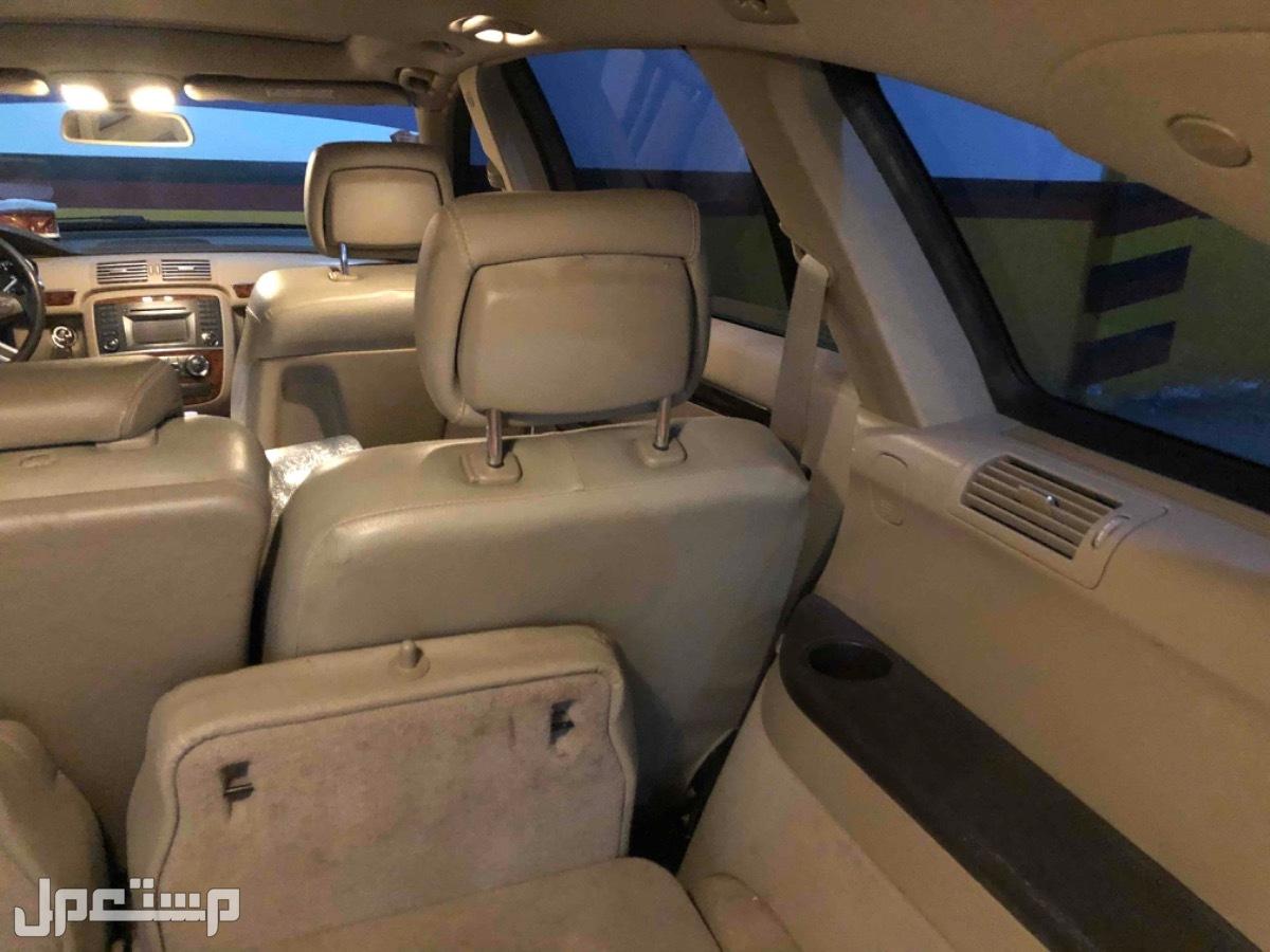 للبيع مرسيدس R300 موديل 2012
