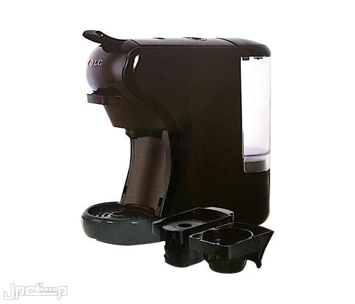 ماكينة صنع كبسولات القهوة 3ب1(نيسبريسو - قهوة- دولتشي جوستو)