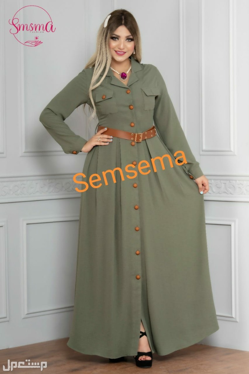 فستان تركي روعة