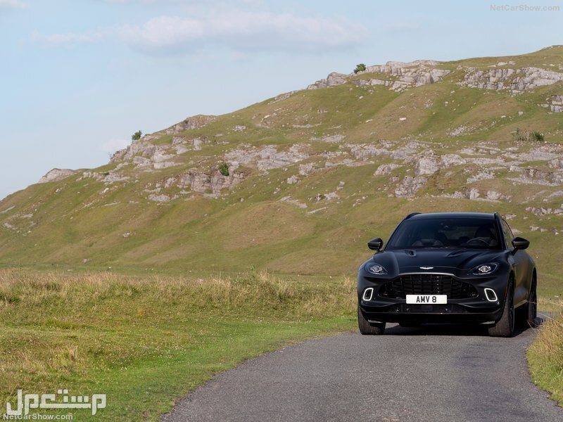 Aston Martin DBX Satin Xenon Grey (2021)