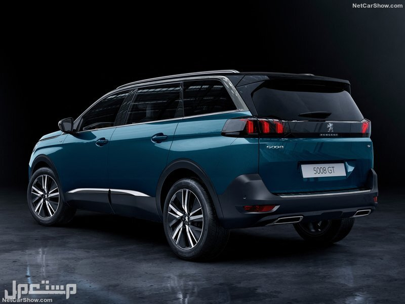 Peugeot 5008 (2021)