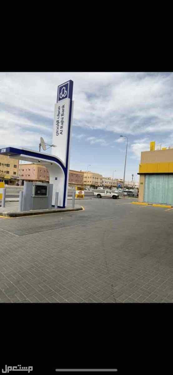 محطة بنرين للبيع مساحة 3446 متر المنصورة جنوب الرياض