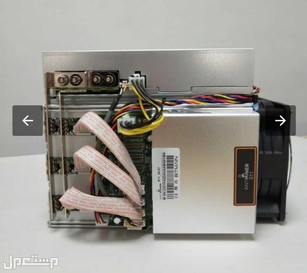 جهاز تعدين البيتكوين Antminer S11 20.5TH