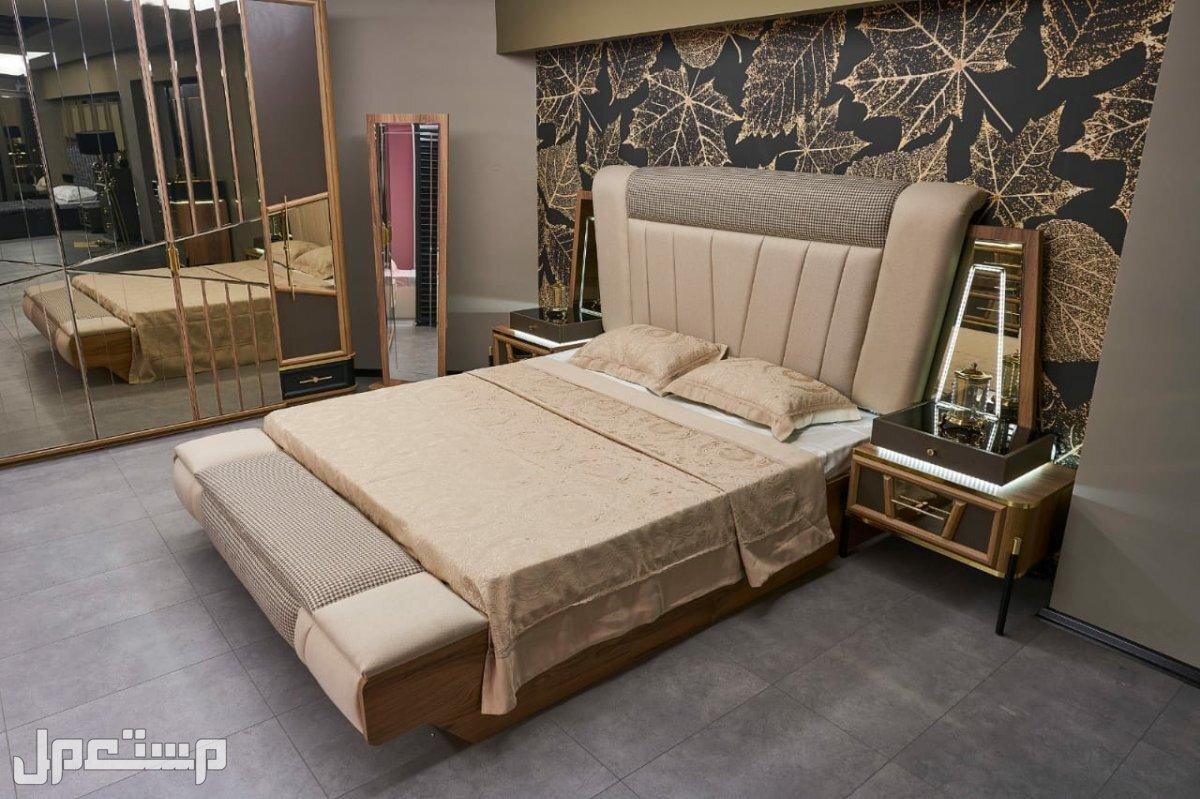 غرف نوم تشكيلة واسعة