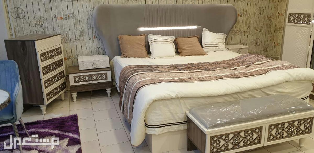 غرف نوم فخمة جدا كلاسيك مودرن موديل 2020