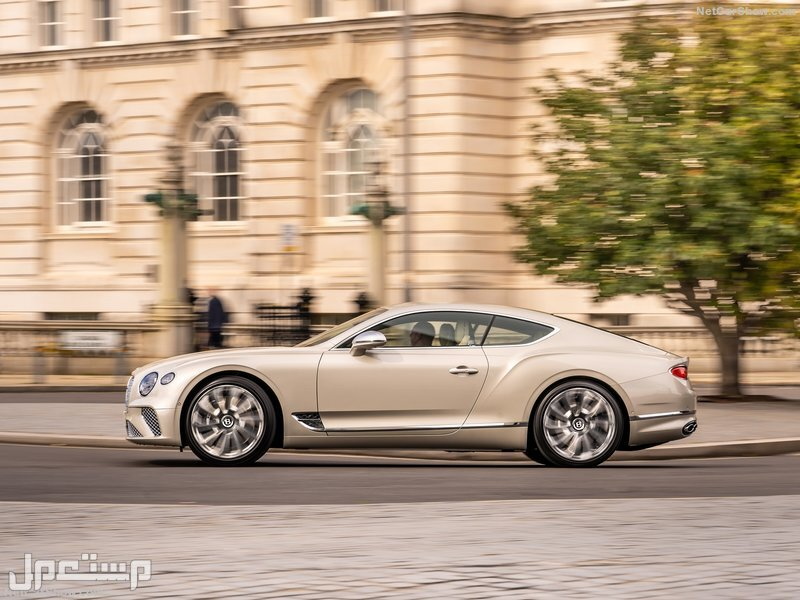 Bentley Continental GT Mulliner (2020)