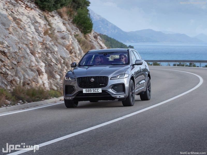 Jaguar F-Pace (2021)