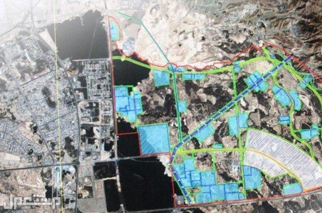 إصدار صك أرض جنوب مطار المدينة المنورة