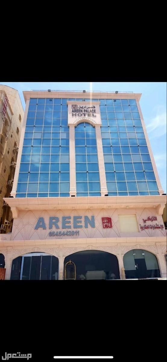 للبيع فندق ف حي المحمديه