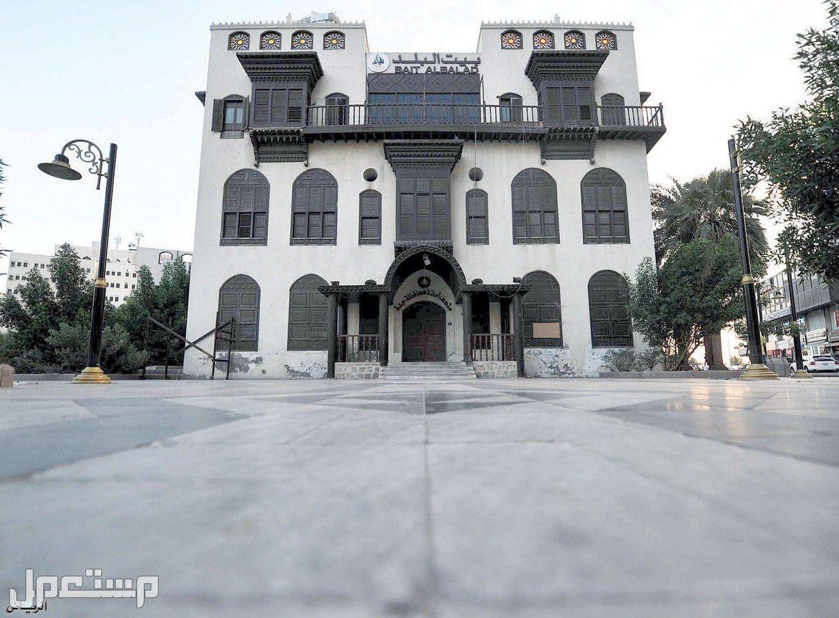 """متحف """"البحر الأحمر"""" في جدة التاريخية"""