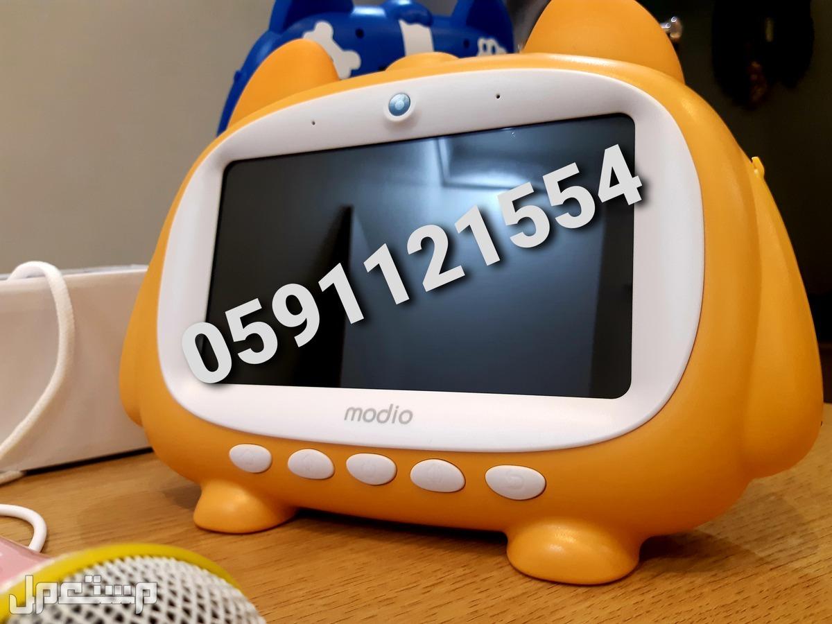 تابلت تعليمي للأطفال ذاكرة 32 جيجا مع مايكين وأشكال