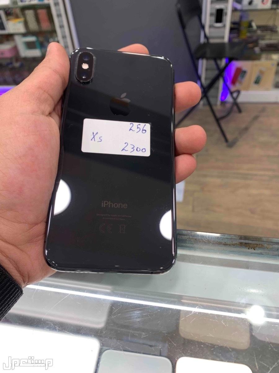 للبيع ايفون اكس اس 256 مستخدم نظيف