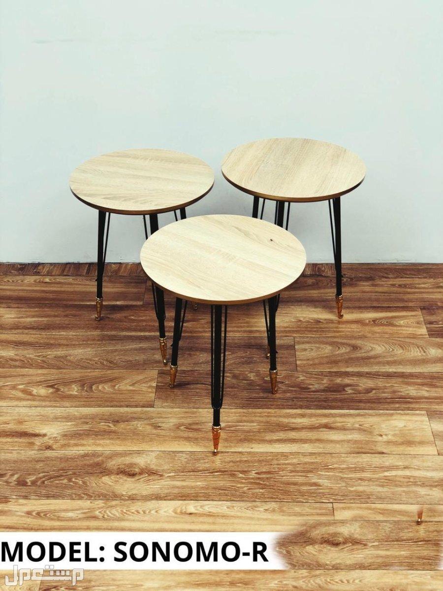 طاولات ومفارش وجلابيات