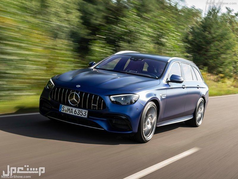 Mercedes-Benz E63 S AMG Estate (2021)