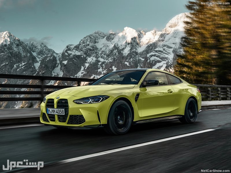 BMW M4 Coupe Competition (2021)