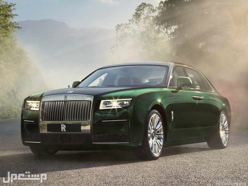 Rolls-Royce Ghost Extended (2021)