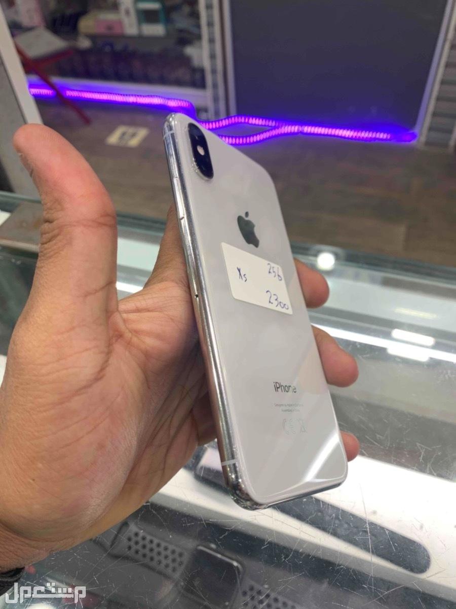 للبيع ايفون اكس اس 256 مستخدم