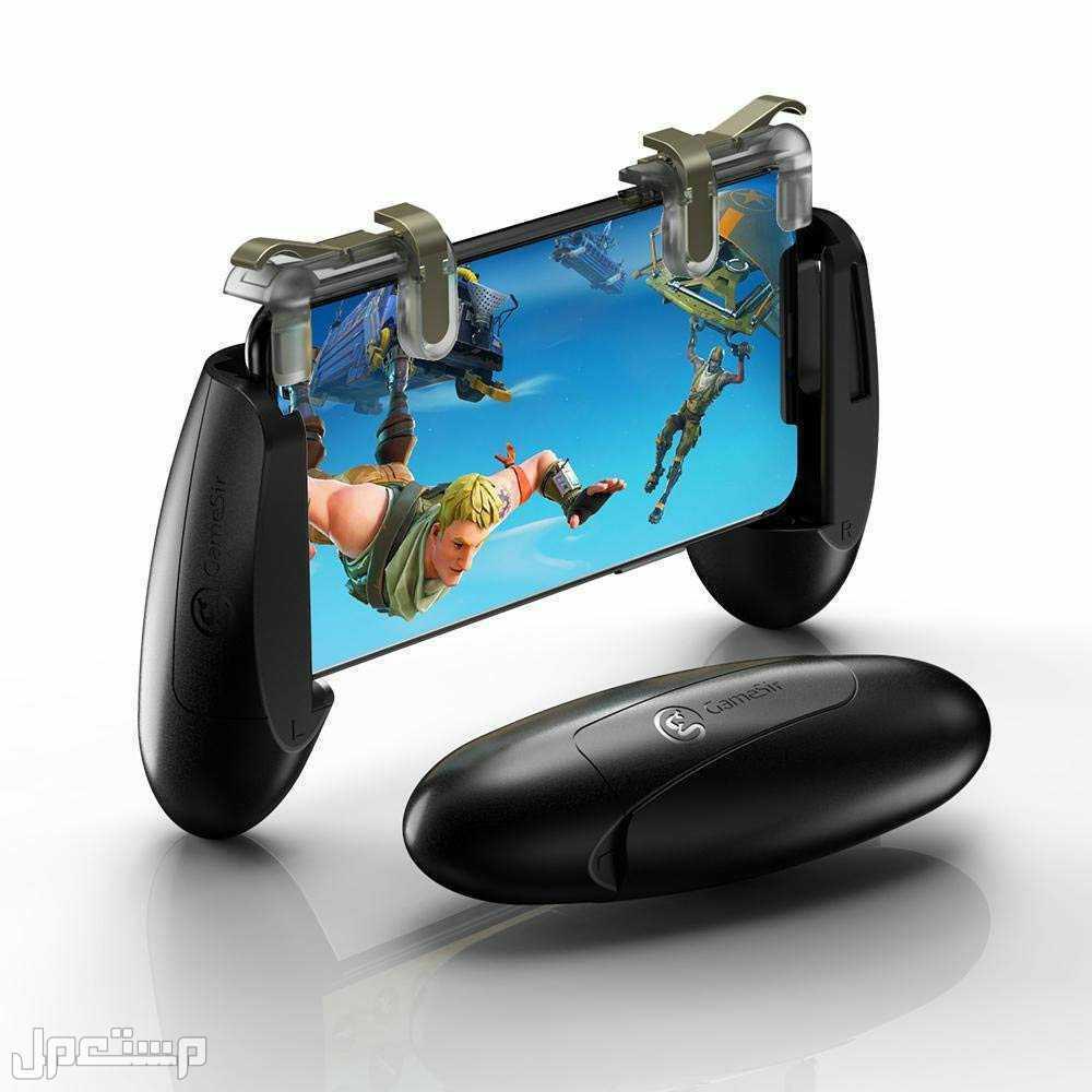 عصا تحكم العاب المحمول F2 من شركة GameSir مثل لعبة ببجي ، فورتنيت والكثير م