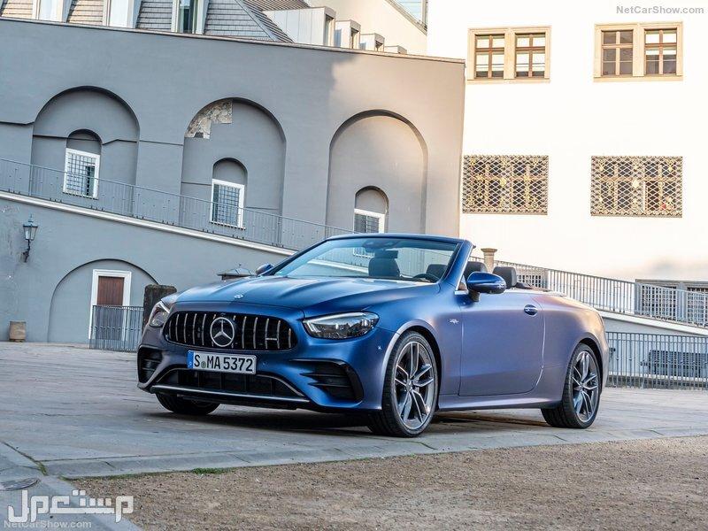Mercedes-Benz E53 AMG Cabriolet (2021)