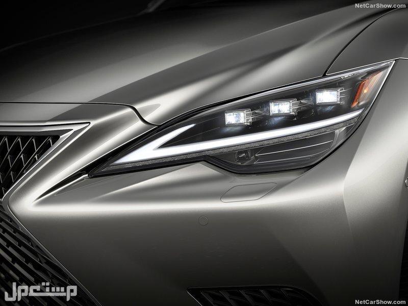 Lexus LS (2021)