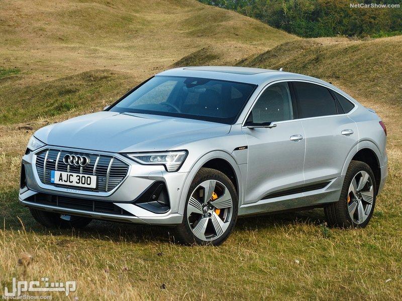 Audi e-tron Sportback [UK] (2021)