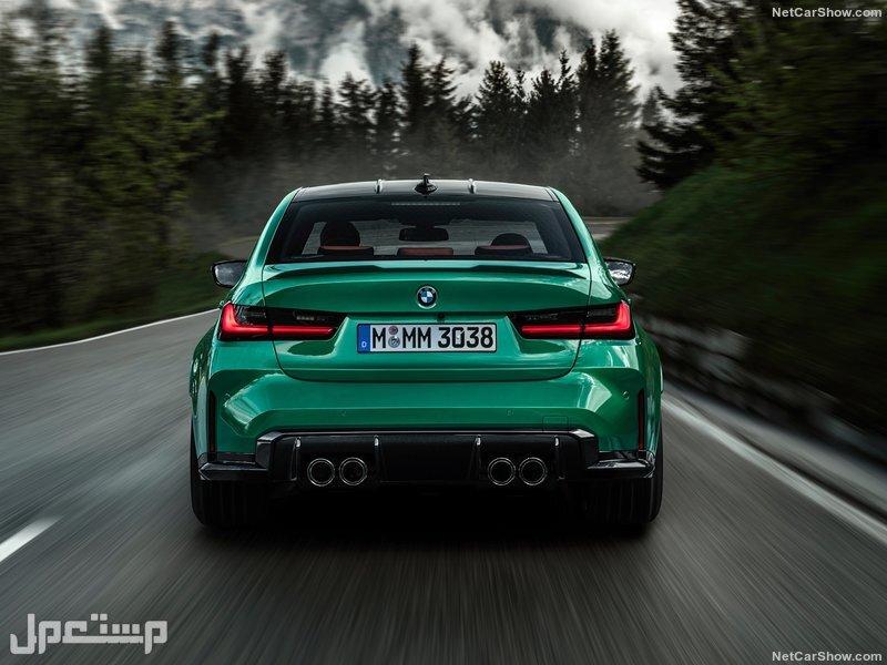 BMW M3 Sedan Competition (2021)