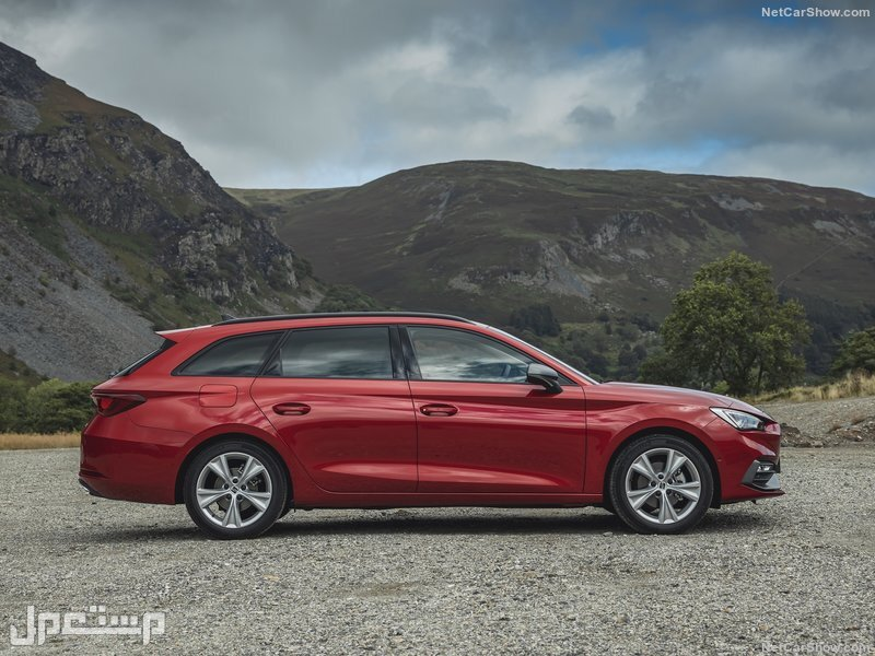 Seat Leon Estate [UK] (2020)
