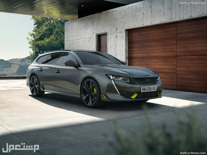 Peugeot 508 SW PSE (2021)