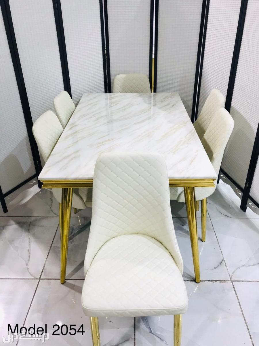 طاولات رخام