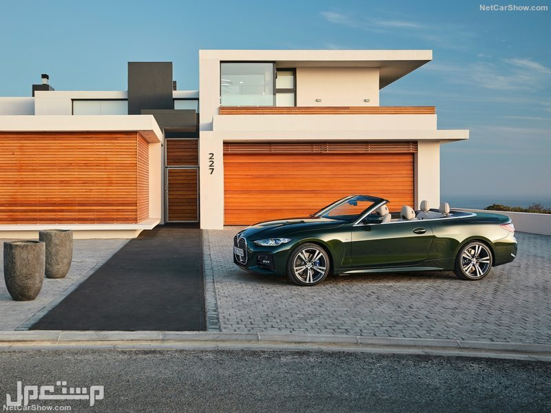BMW 4-Series Convertible (2021)