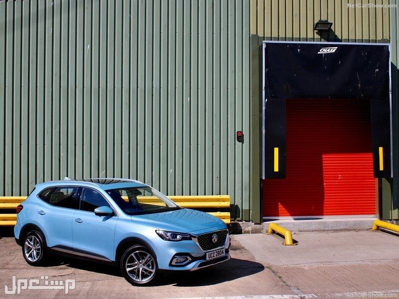 MG HS Plug-in (2021)
