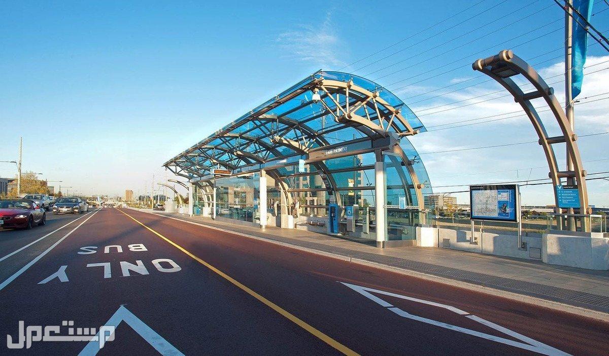 مشروع حافلات المدينة