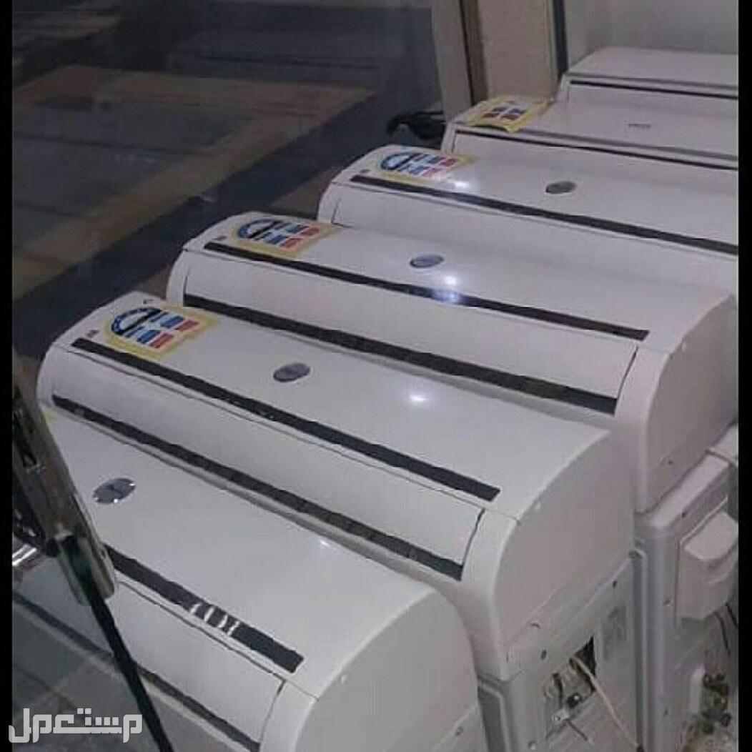 للبيع مكيفات اسبلت مستعمل توصيل وتركيب في الرياض