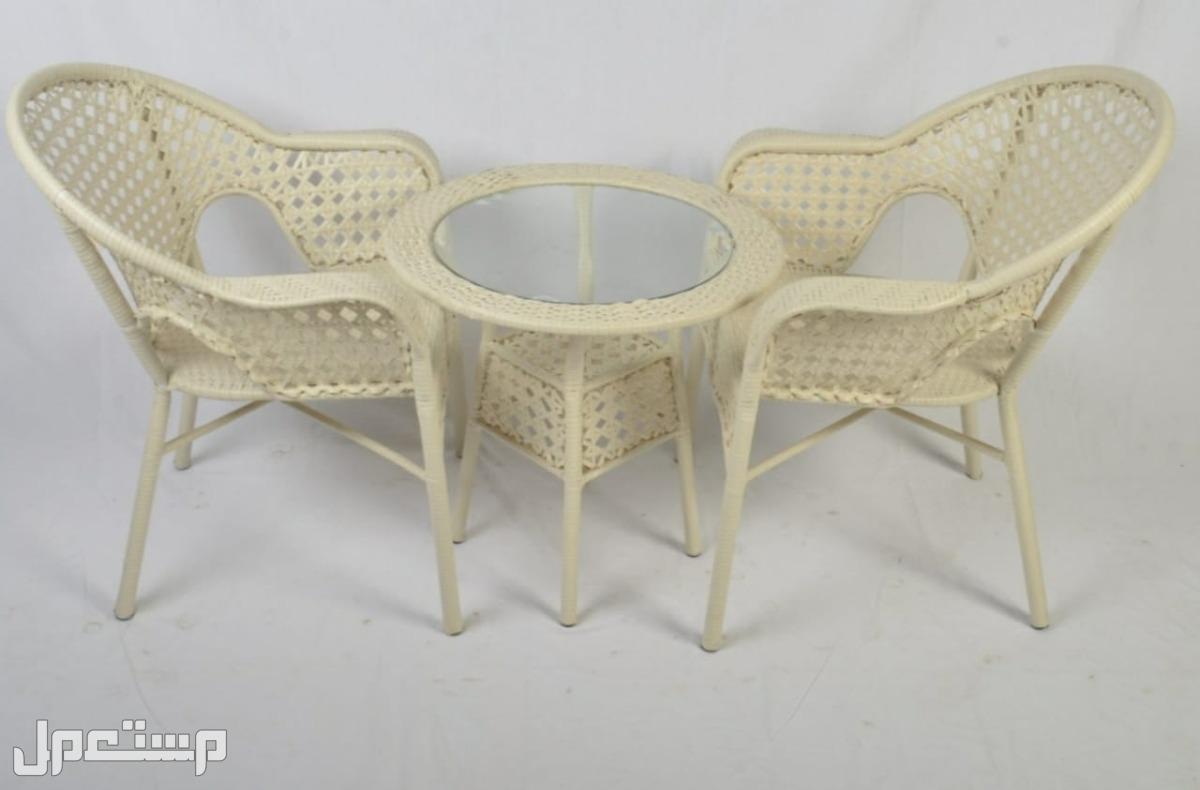 طاوله كلاسيك 2كرسي