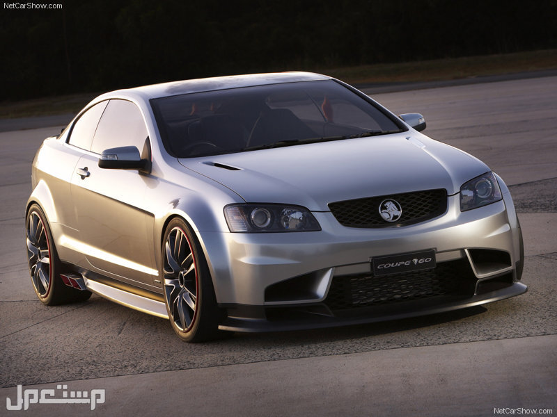 Holden Coupe 60 Concept (2008)