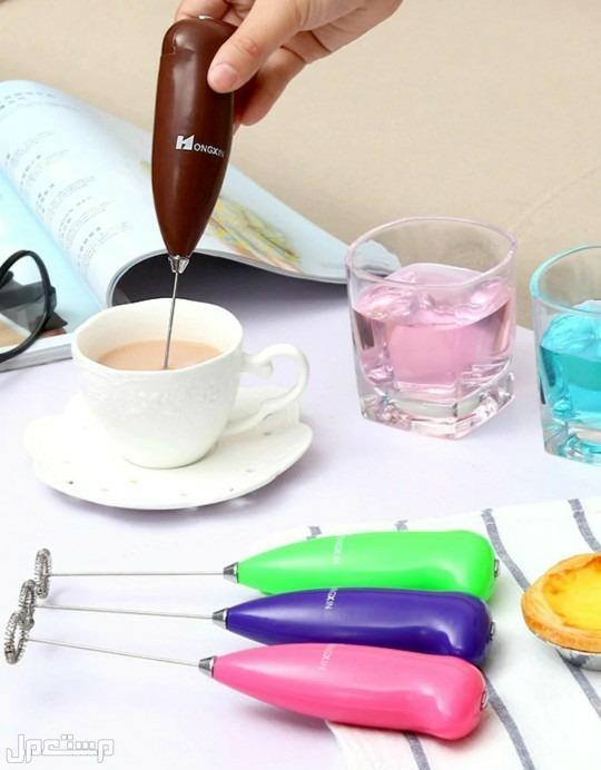 تجهيز ركن القهوة من البندر هوم اداة خلط كهربائية