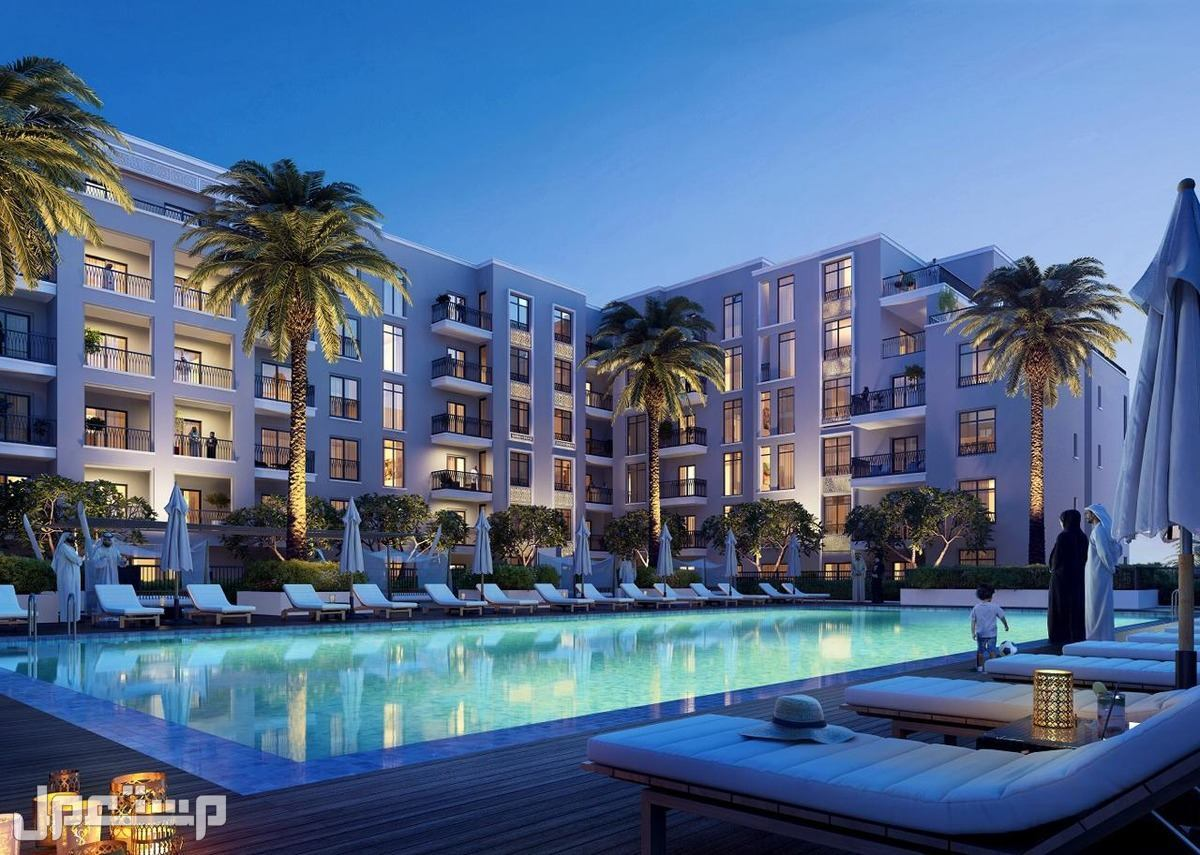 تملك شقة في اول مشروع على الواجهة البحرية بالشارقة