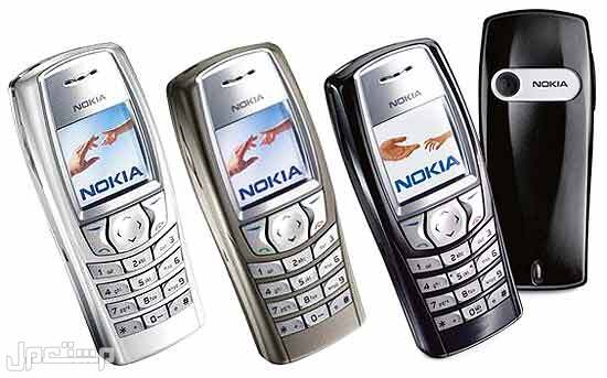 جوال نوكيا الفيصلية المطور Nokia 6610i بكاميرا - جديد