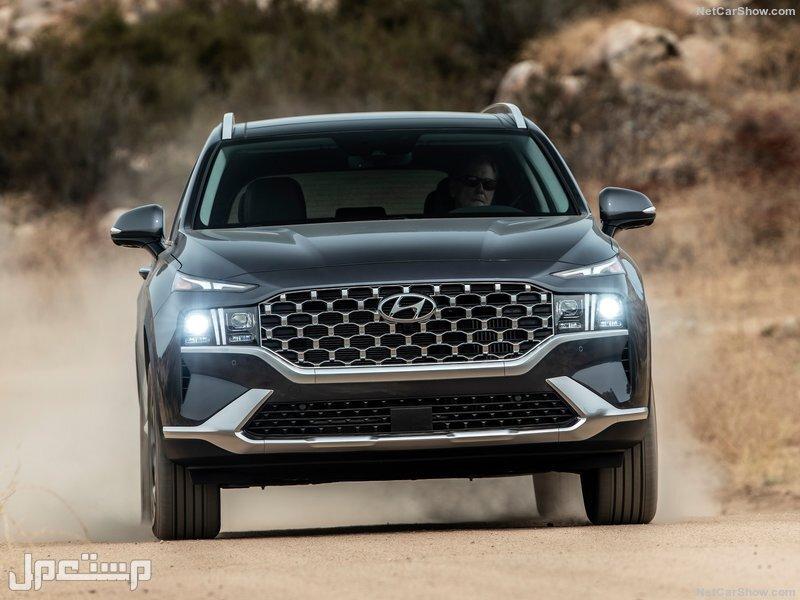 Hyundai Santa Fe [US] (2021)