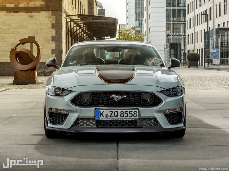 Ford Mustang Mach 1 [EU] (2021)